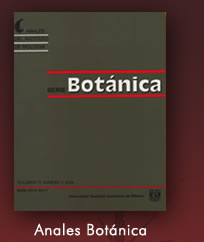 Anales Botánica
